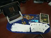 Coin Collecting Starter Kit- Us And Foreign Coins Silver Supplies Free Ship