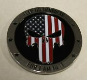 Sub Seal Delivery Vehicle Team One Sdvt-2 Fear The Darkness Navy Challenge Coin