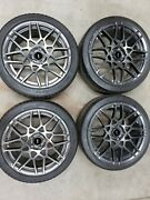 2013-2014 Mustang Shelby Gt500 Wheels Rims Performance Pack And Michelin A/s 3and039s