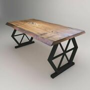 28and039and039 Industry Table Leg Metal Steel Dinning Table Bench Legs Diy Furniture Set 2