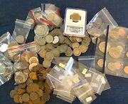 Mixed Coin And Silver Grab Bag - 50+ Items - Silver In Every Bag