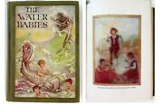 1929 The Water Babies By Kingsley 8 Color Plates Ethel Everett True 1st Edition