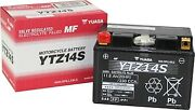 Yuasa Ytz14s Bmw R1200gs Avdenture And03909- And03913 Agm Activated 12v Battery