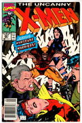 The Uncanny X-men 261, 1st App. Hardcase And The Harrisons, May 1990, High Grade