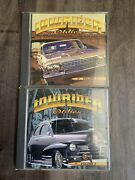 Thomp Records Lowrider Oldies Cd Lot Of 2 - Volume 4 And 5 Used