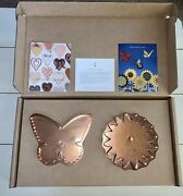 Martha By Mail Nib Copper Cookie Cutters Sunflower Papillon