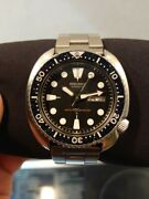 Seiko 3rd Diver 6306-7001 Auto Automatic Divers Watch May 1978 Men From Japan
