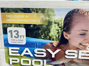 Intex 28167eh 13-foot X 33-inch Blue Easy Set Poolincludes Pump And Filter