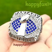 2021 Fantasy Football Championship Ring League Trophy Winner Size 8-15 New
