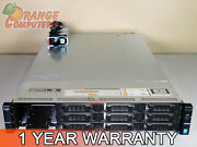 Dell R730xd 20-core Server 2x E5-2660 V3 2.6ghz 64gb 24x 1tb Sas H730p 2.5in Rps