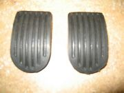 Mga Mgb Brake And Clutch Pedal Pads New