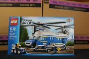 New Sealed Box Lego 4439 City Heavy-duty Helicopter Free Priority Mail