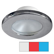 I2systems Apeiron A3120 Screw Mount Light - Red Cool White Andamp Blue - Brus...