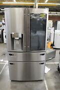 Lg Lrmvs3006s 36 Stainless French Door Refrigerator 112443