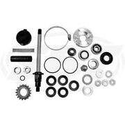 Seadoo Supercharger Rebuild Kit 17 Tooth Upgrade Washer