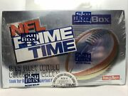 1992 Nfl First Edition Prime Time Skybox Factory Sealed Booster Box Rare