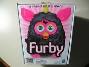 2012 Electronic Furby Doll Punky Pink Made By Hasbro Brand New And Sealed