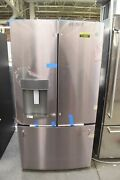 Ge Gfe28gynfs 36 Stainless French Door Refrigerator Nob 112557