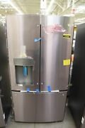 Ge Gfe28gynfs 36 Stainless French Door Refrigerator Nob 112569
