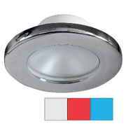 I2systems Apeiron A3120 Screw Mount Light - Red Cool White Andamp Blue - Chro...