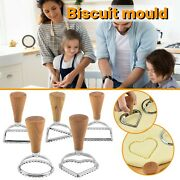 Kitchen Cookie Slicer Mini Molds Tool Diy Baking Pastry Molds Cutter Shapes Set