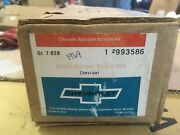 Nos '69 Impala/caprice Front Bumper Guards - Never Opened