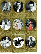 2012 James Bond 50th Series 2 Parallel Trading Cards Set 99