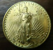 1924 20 St Gaudens Double Eagle Gold Coin