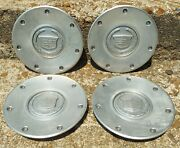 Set Of 4 Oem 2003-2004 Cadillac Cts Alloy Wheel Center Caps Hubcaps Gm 9593653