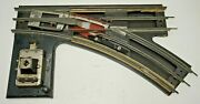 Vtg Lionel 223 Standard Gauge Electric Switch Right 1932-42 Sold As Is Parts