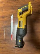 Brand New Dewalt 18v Cordless Battery Powered Reciprocating Saw - Tool Only