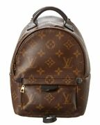 Louis Vuitton Monogram Canvas Palm Springs Backpack Pm Womenand039s