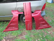 Lund Vintage 3piece Red Top Crown Fast Racerback Cab Spoiler For 1997 Ford F-150