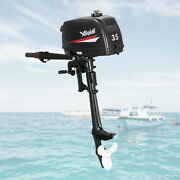 2 Stroke 3.5hp Outboard Motor Fishing Boat Outboard Engineandnbspcdi Ignition System