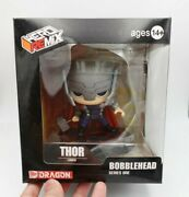 Dragon Models Hero Remix The Avengers Age Of Ultron Thor Bobble Head New In Box