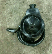 Mercruiser Gm 5.7l Power Steering Pump With Pulley