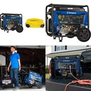 Westinghouse Wgen7500 Portable Generator With Remote Electric Start - 7500 Rated