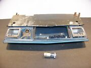 1967 68 Chrysler Blue Ashtray Assy Oem 300 New Yorker Newport Town And Country