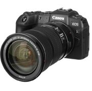 Canon Eos Rp Mirrorless Digital Camera W/24-105mm Lens And Mount Adapter