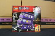New Sealed Box Lego 4866 Harry Potter Knight Bus Free Priority Mail