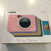 Inspic Cv223mch Canon Mini Photo Printer With 98 Sheets Of Paper