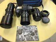 Canon Cannon Eos630 With Theory Full Kit Searing 400mm 210mm