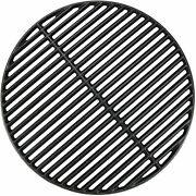 Round Cooking Grate 18 3/16 For Big Green Egg Grate Large Kamado Joe Classic