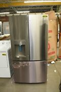 Ge Gfe28gynfs 36 Stainless French Door Refrigerator Nob 112707