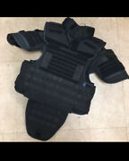 French Police Sioen Eximius Raid Not Gign Tactical Vest Special Forces