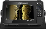 Lowrance Hds-7 Live No Transducer With C-map Pro 000-14415-001