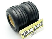 Vintage Team Losi Jrxt Junior-t Lxt Xxt A7504 Ht Low Profile Ribbed Front Tires