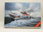 500 Pieces Promotion Puzzle - Dgzrs Lifeboats Cruiser Eiswette - Ravensburger