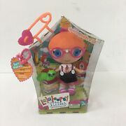 New Specs Reads A Lot Littles Sister Lalaloopsy Littles Doll 7 Glasses Dressed