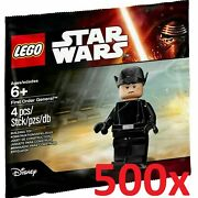 Lego Star Wars 500x 5004406 First Order Generalandtrade Polybag New/boxed